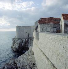 Dubrovnik-1993 City-views-of-Dubrovnik