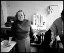 Soup-kitchens