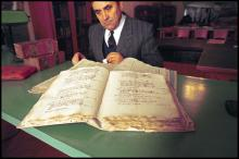 Dubrovnik-1993 Jewish-documents-in-archives